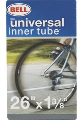 Universal Bicycle Tire Tube 26 In