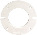 PVC Closet Floor Flange Spacer, 1/4 In