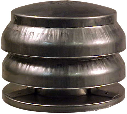 Double Wall Pipe Cap (Sizes)