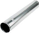 Double Wall Gas Vent Pipe, 6 In (Lengths)