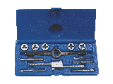 Starter Tap and Die Set, 12 Piece