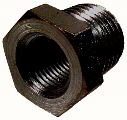 Schedule 40 Black Steel Bushing