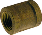 Brass Pipe Coupling