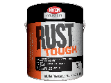 Acrylic Alkyd Enamel Gloss White Rust Tough (Sizes)