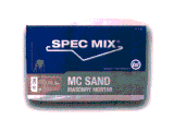 Spec Mix Mortar & Sand Mix 80 Lb Gray