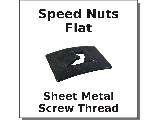 Flat Sheet Metal Thread