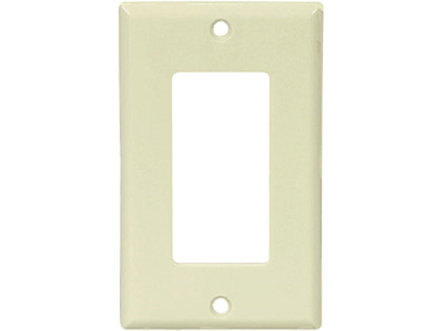 Cox Hardware And Lumber Ivory Decorator Wall Plate 1 Gang