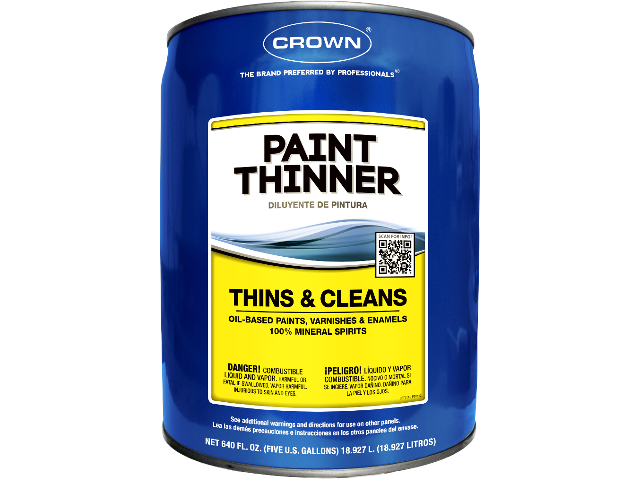 Cox Hardware And Lumber Paint Thinner 5 Gallon