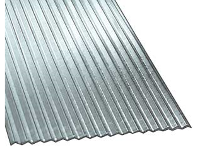 Cox Hardware And Lumber Corrugated Steel Roof Panel Galv 29 Ga Sizes