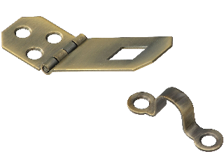 Decorative Hasp 2-3/4