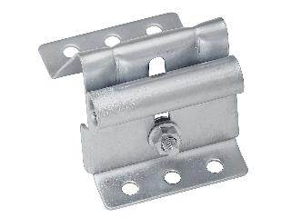 Cox Hardware And Lumber Garage Door Top Roller Bracket W Nuts Bolts