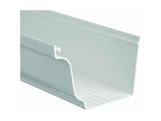 Cox Hardware And Lumber Repla K Vinyl Gutter Section 10