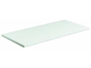 Particle Board Shelving 8 White Melatex Lengths