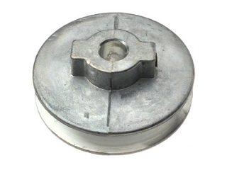 V Belt Pulley #A 3 In Diameter x 1/2 In Bore