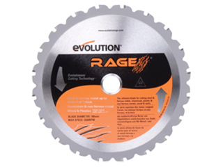 Rage Multipurpose Saw Blade 7-1/4 In