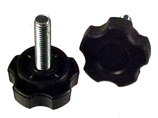 Clamping Knob 3/8-16 Male Thread