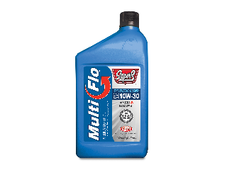 Cox Hardware And Lumber Premium Multi Flo Synthetic Blend Sae 10w 30 Motor Oil Quart