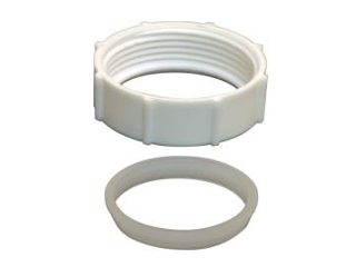 Do it Plastic Slip-Joint Nut And Washer
