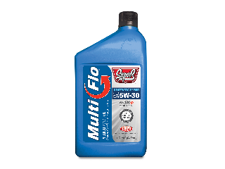Cox hardware and lumber premium multi flo synthetic blend sae 5w 30 motor oil quart Sale on motor oil