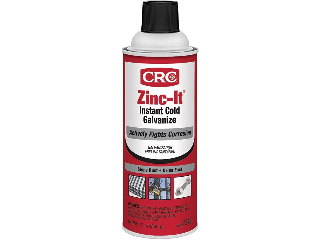 Cold Galvanizing Spray CRC 13 Oz