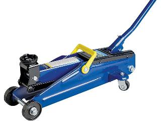 Cox Hardware and Lumber - Floor Jack Portable, 2 Ton