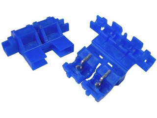 ATC Blade Fuse Holder, Blue (BP/HHS)
