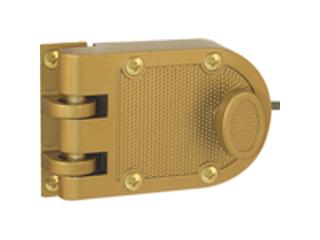 Cox Hardware And Lumber Door Lock Jimmy Resistant Single
