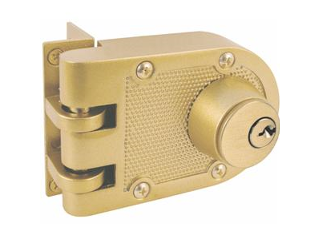Cox Hardware And Lumber Door Lock Jimmy Resistant Double