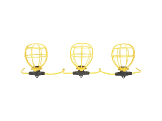 Cox Hardware And Lumber Temporary Light String 100 Ft