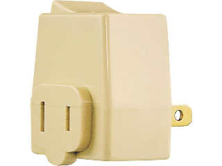Indoor Plug In Switch Adapter