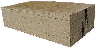 Cox hardware and lumber cdx sheathing plywood thicknesses for Plywood sheathing thickness