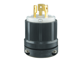 Industrial Non Grounding Locking Receptacle, L11-20