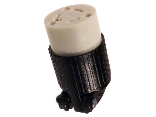 Industrial Non Grounding Locking Connector, L10-20