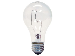 Dura Max Clear Light Bulb 100 Watt, 2 Pack