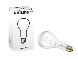 Rough Service Clear Light Bulb 300 Watt