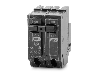 THQL 2 Pole Circuit Breaker (Amps)