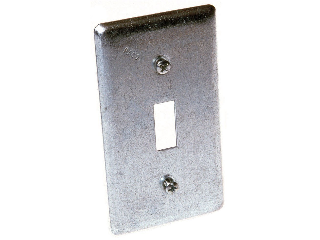 Cox Hardware And Lumber Toggle Switch Cover Plate For