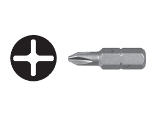 Phillips Drywall Screwdriver Insert Bit #2