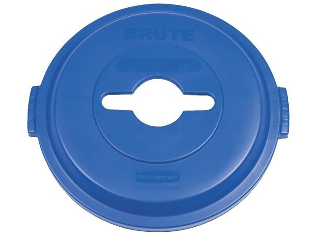 Rubbermaid Recycle Trash Can Lid, 32 Gallon