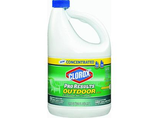 Cox Hardware And Lumber Clorox Outdoor Bleach Cleaner 120 Oz