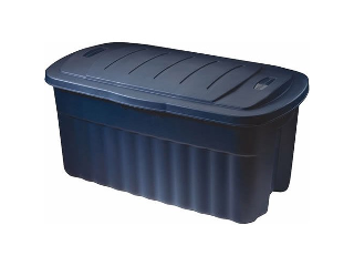 Roughtote 40 Gal Storage Container