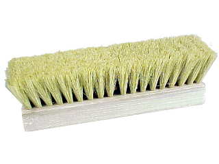 Deck Scrub Brush Tampico Bristles 10 In