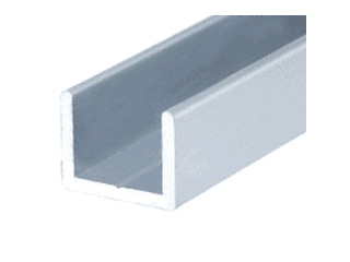 Aluminum U Channel (Sizes)
