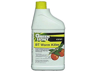 BT Worm and Cutworm Killer