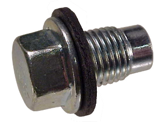 Oil Pan Drain Plug 1/2-20 Dog Point