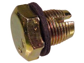 Cox Hardware And Lumber Oil Pan Drain Plug 1 2 20 Self