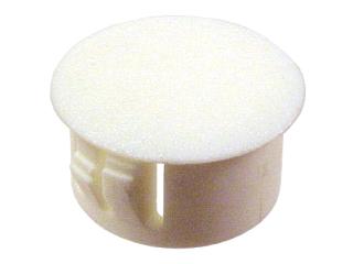 White Nylon Hole Plug (Sizes)