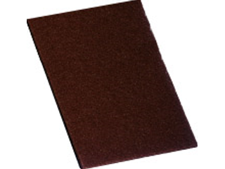 Abrasive Pad 6 In x 9 In General Purpose (Maroon)