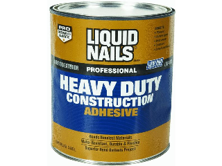 Liquid Nails Heavy-Duty Construction Adhesive