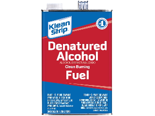 Denatured Alcohol Gallon